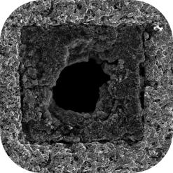 Czyszczenie DPF - filtr przed czyszczeniem